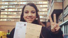Sarah Bienzobas, una de las integrantes «purgadas» de la Mesa de Ahora Madrid (Foto: Twitter)