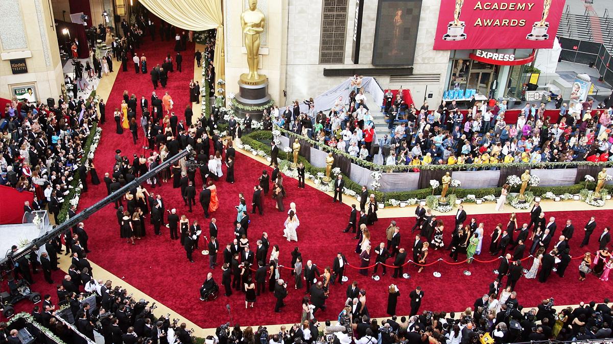 Dolby Theatre donde se entregan los Premios Oscar. (Foto: Getty)