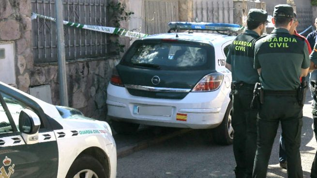 Guardia Civil-ETA-Francia