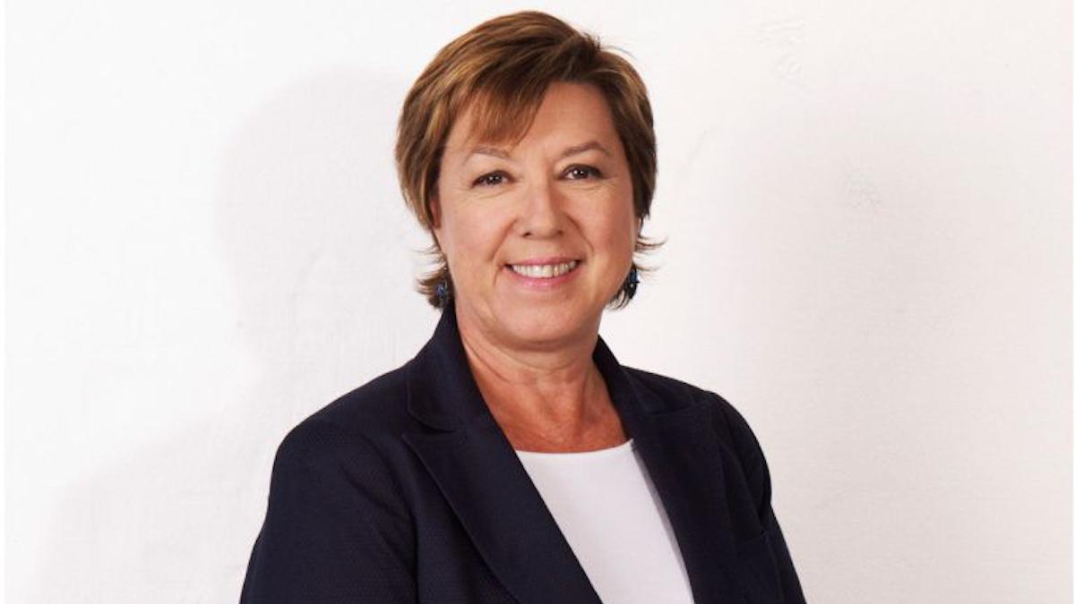 Pilar Barreiro, senadora del PP.