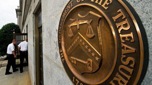 Departamento del Tesoro de EEUU (Foto: Getty)
