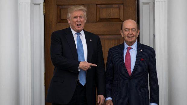 El 'dream team' de Donald Trump para gobernar EEUU: grandes empresarios y enormes fortunas