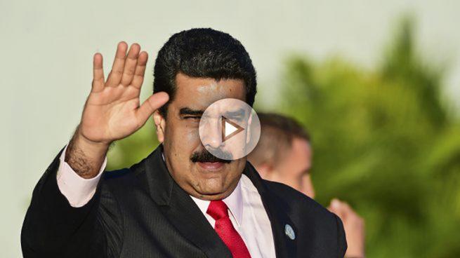 Maduro responsabiliza a la oposición de la violencia y los saqueos ante falta de billetes