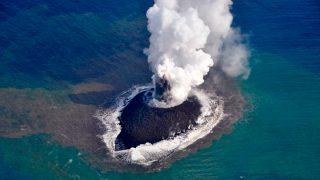 Los 5 volcanes submarinos más espectaculares del mundo