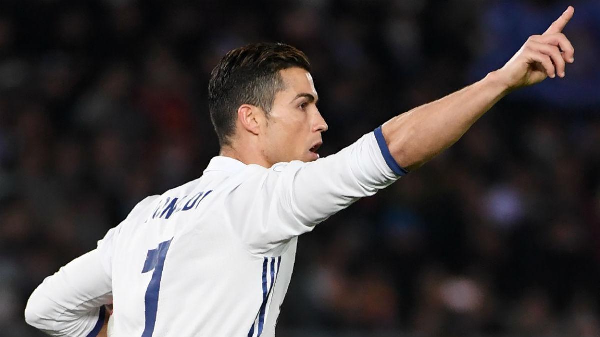 Cristiano Ronaldo. (Foto: AFP)