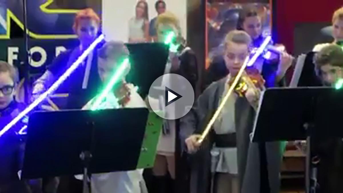 violines-star-wars