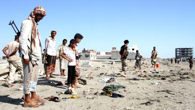 Yemen-Atentado