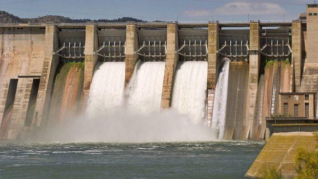 energías renovables hidráulica