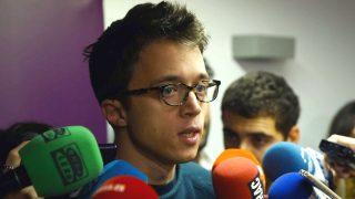 El ex número de dos de Podemos, Íñigo Errejón (Foto: Efe)