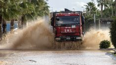 Imagen de un temporal (Foto: Efe).