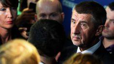 El ministro checo de Finanzas, Andrej Babis (Foto: AFP)