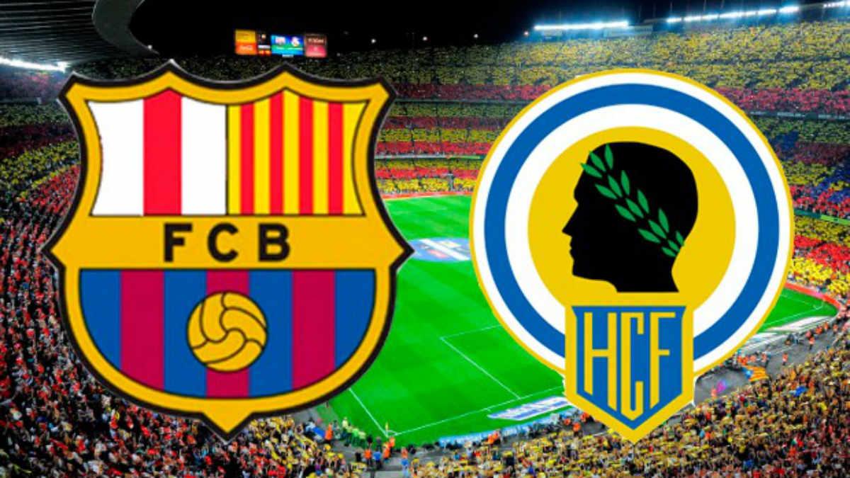 Barcelona Vs Hércules: horario y canal de televisión.