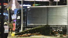 Escenas de la matanza en Berlín (Foto: AFP)