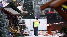 Mercado de navidad de Berlín que ha sufrido un atentado (Foto: AFP)
