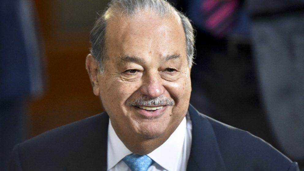 Carlos Slim. (Foto: AFP)