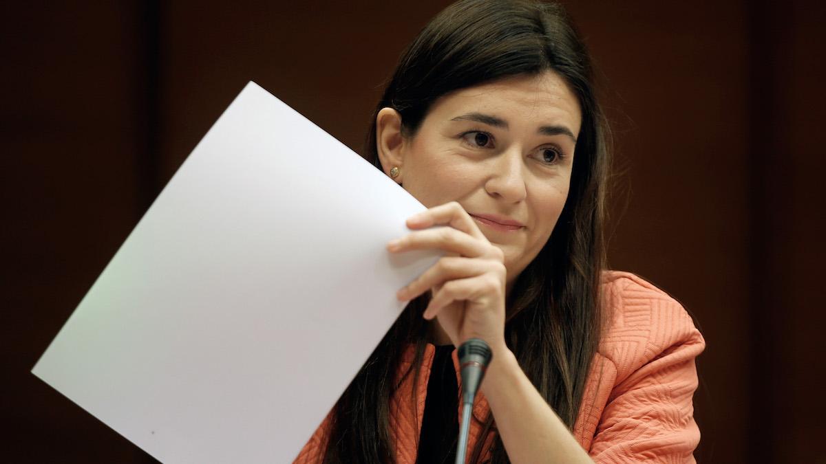 La ministra de Sanidad, Carmen Montón (Foto: EFE)
