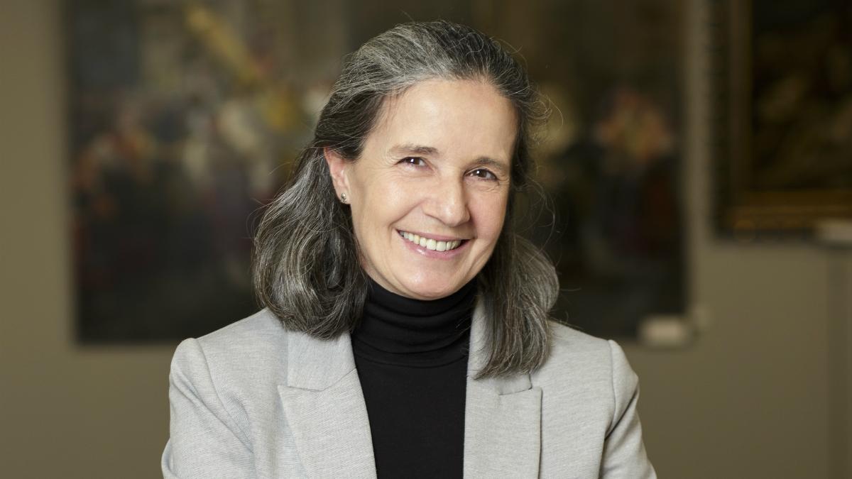 Consuelo Duran, directora de Durán Arte y Subastas.