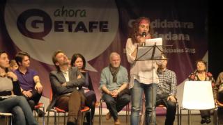 Candidatura de unidad popular en Getafe. (Foto: Ahora Getafe)