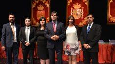 Equipo de gobierno de Ciudadanos en Valdemoro (Ayuntamiento de Valdemoro).