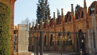 Entrada a una de las sedes de Codorniú.