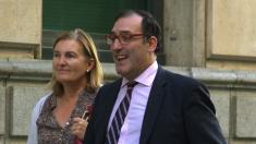 El juez de la Audiencia Nacional Eloy Velasco. (Foto: AFP)
