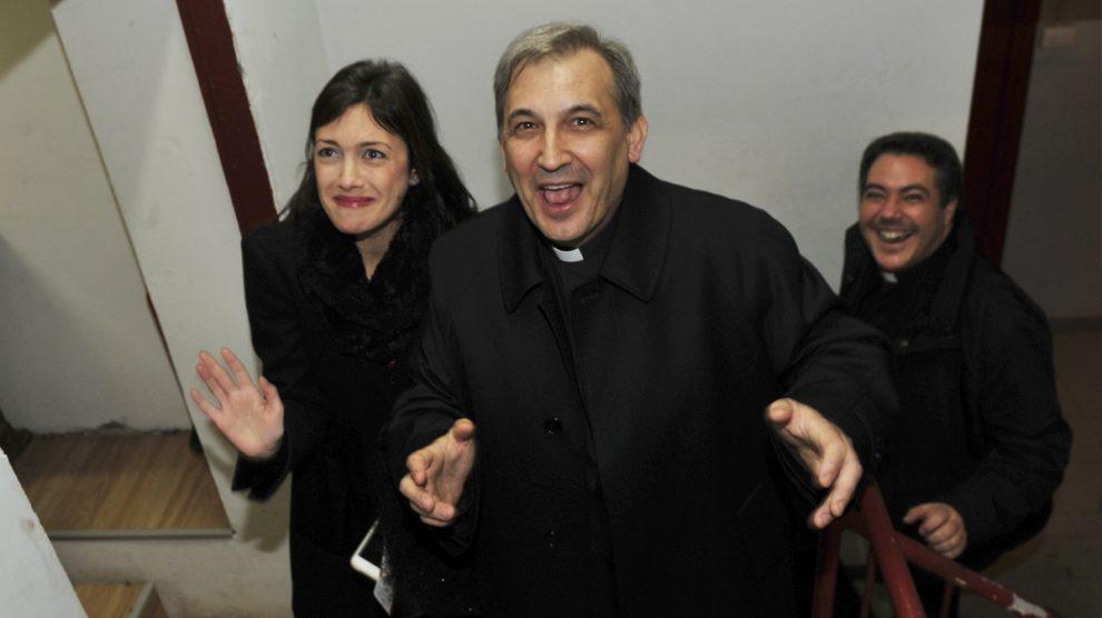 Lucio Vallejo Balda. (Foto: AFP)