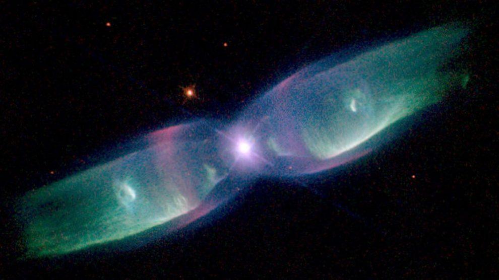 Qué son las nebulosas planetarias
