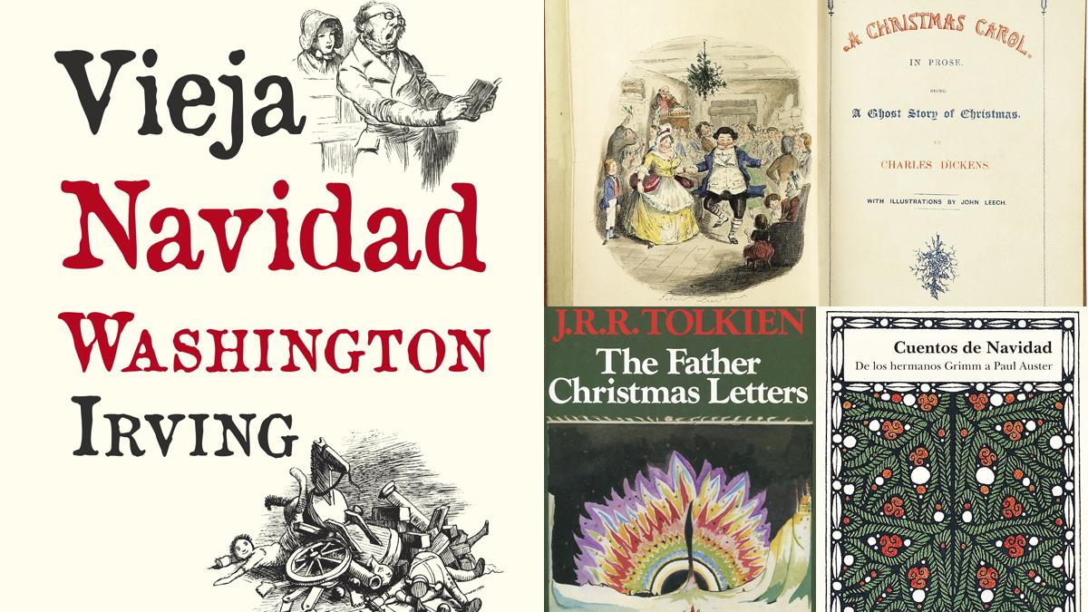 'Vieja Navidad' y otros títulos propios de estas fechas.