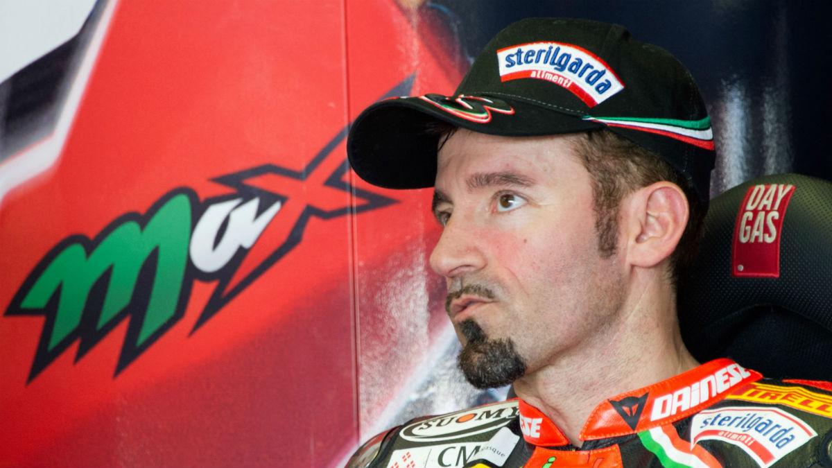 Max Biaggi ha asegurado que tuvo una oferta para ser 'coach' de Lorenzo en Ducati, algo que el español niega. (Getty)