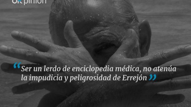 Errejón: anticapitalista, católico, scout y cadáver