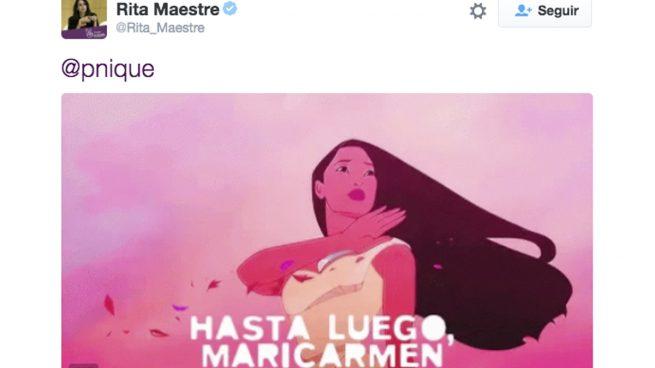 Las redes sociales (Rufián y Rita Maestre incluidos) se mofan de la campaña contra Errejón