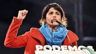 Teresa Rodríguez. (Foto: Podemos)