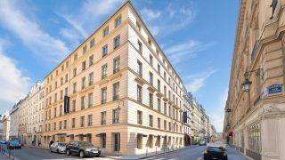 Hotel Meliá Vendome en París.