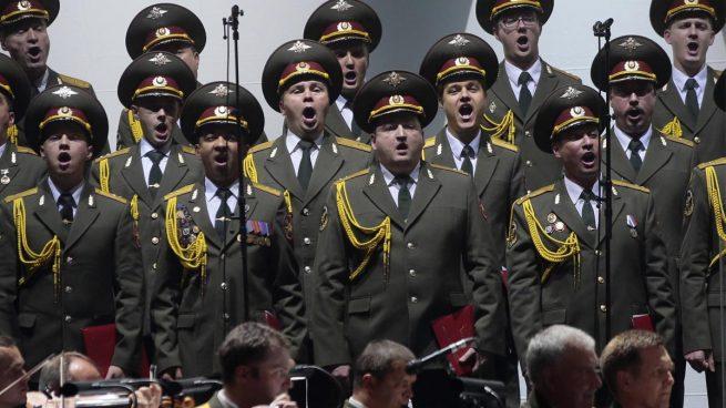 El famoso Coro del Ejército Rojo pierde a 60 de sus miembros en el accidente del TU-154