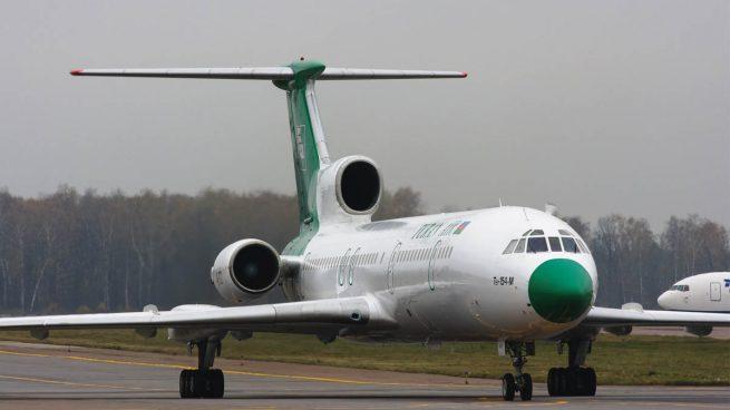 La leyenda negra del Tupolev 154: 7 accidentes mortales en los últimos 15 años
