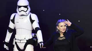 Carrie Fisher. (Foto: AFP)