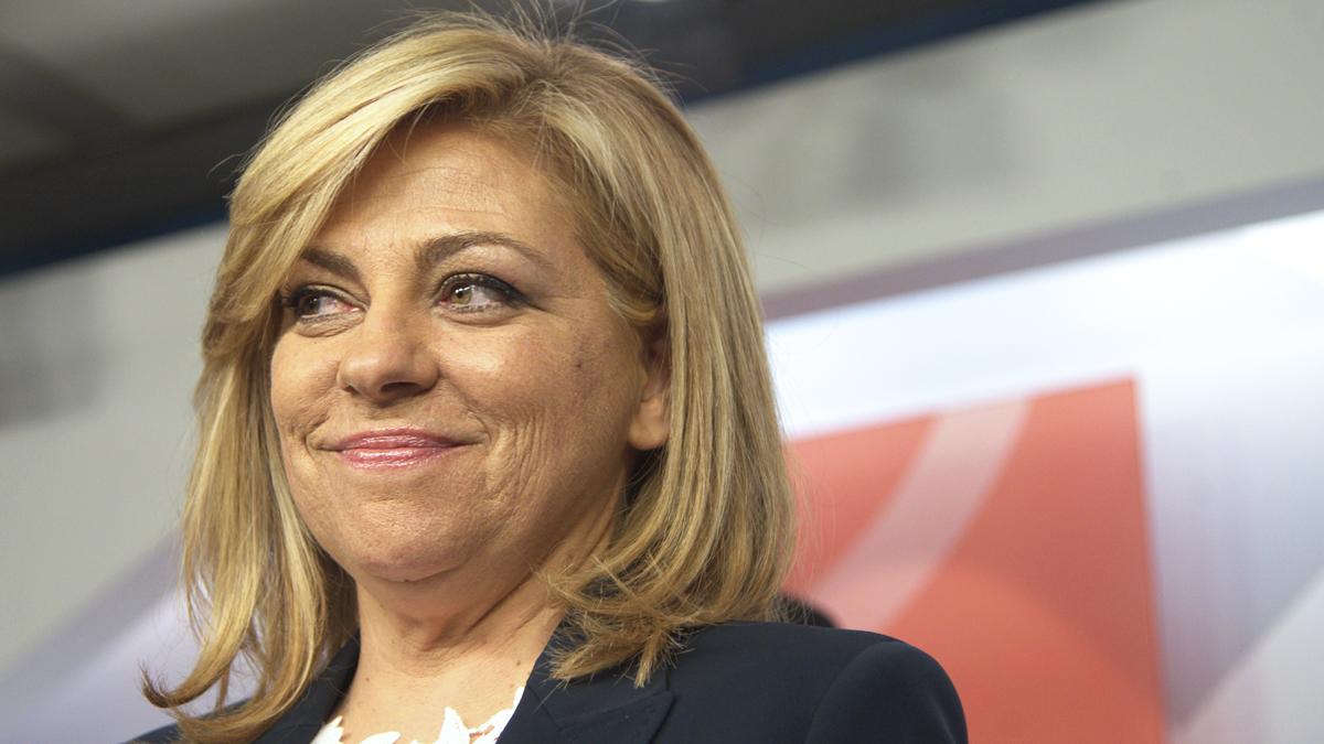 Elena Valenciano. (Foto: AFP)