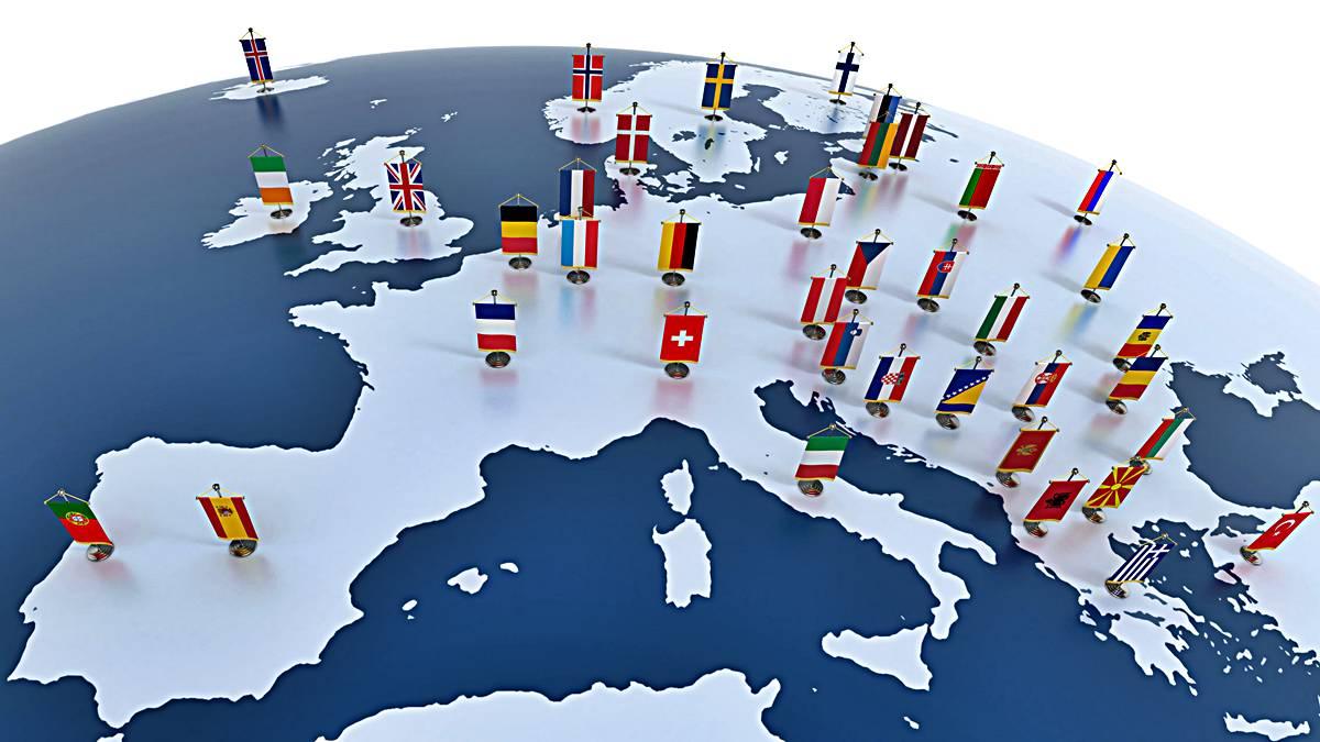 10 interesantes datos sobre Europa que no conoces