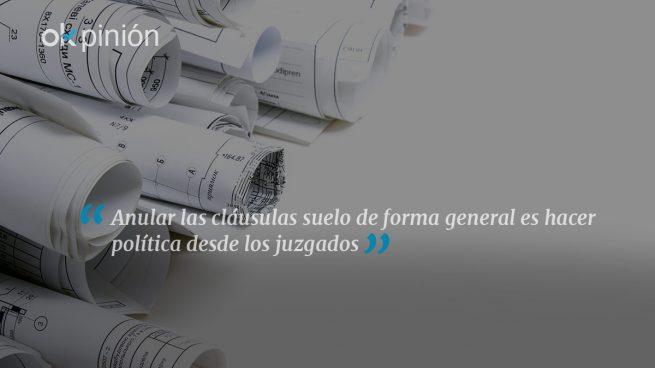 Cl usulas suelo podemismo judicial for Clausula suelo acuerdo judicial