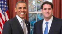 El embajador de Israel en EEUU, Ron Dermer, con Barack Obama en la Casa Blanca.