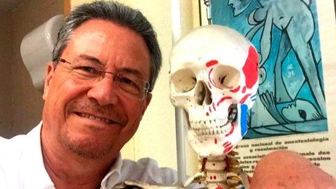 El subsecretario de Sanidad de la Comunidad Valenciana, Ricardo Campos.