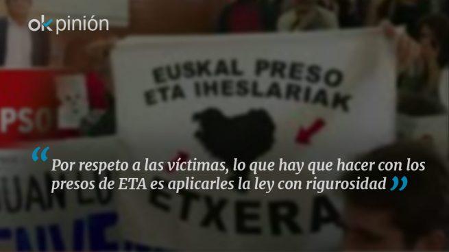 ¿Qué hacemos con los presos de ETA?