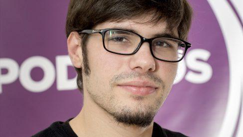 Lander Martínez. (Foto: Podemos)
