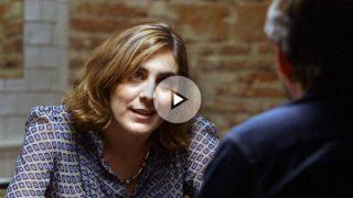 Lorena Ruiz Huerta, nueva portavoz de Podemos en la Asamblea de Madrid.