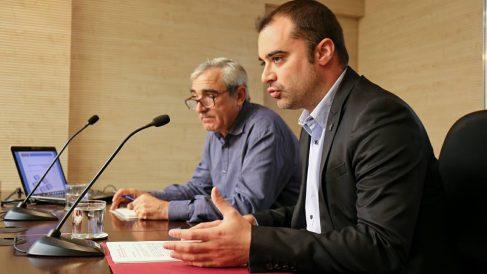 Jordi Ballart, alcalde de Tarrasa.