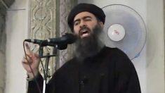 Abubakr Al-Baghdadi, líder del Estado Islámico.