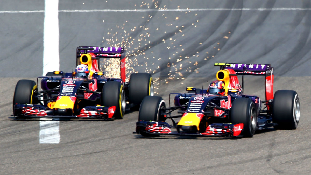 Red Bull estuvo a punto de montar motores Honda desde 2016. (Getty)