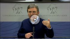 Pedro Saura, portavoz de economía del PSOE en el Congreso.