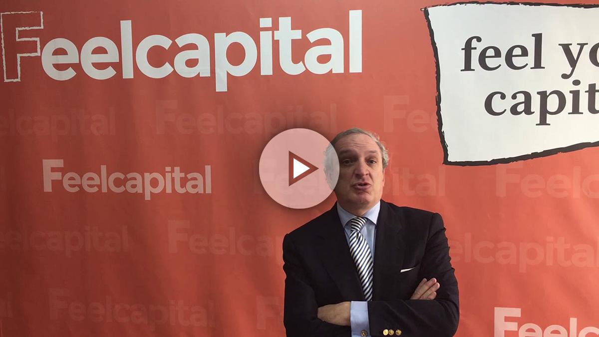 El CEO de Feelcapital, Antonio Banda
