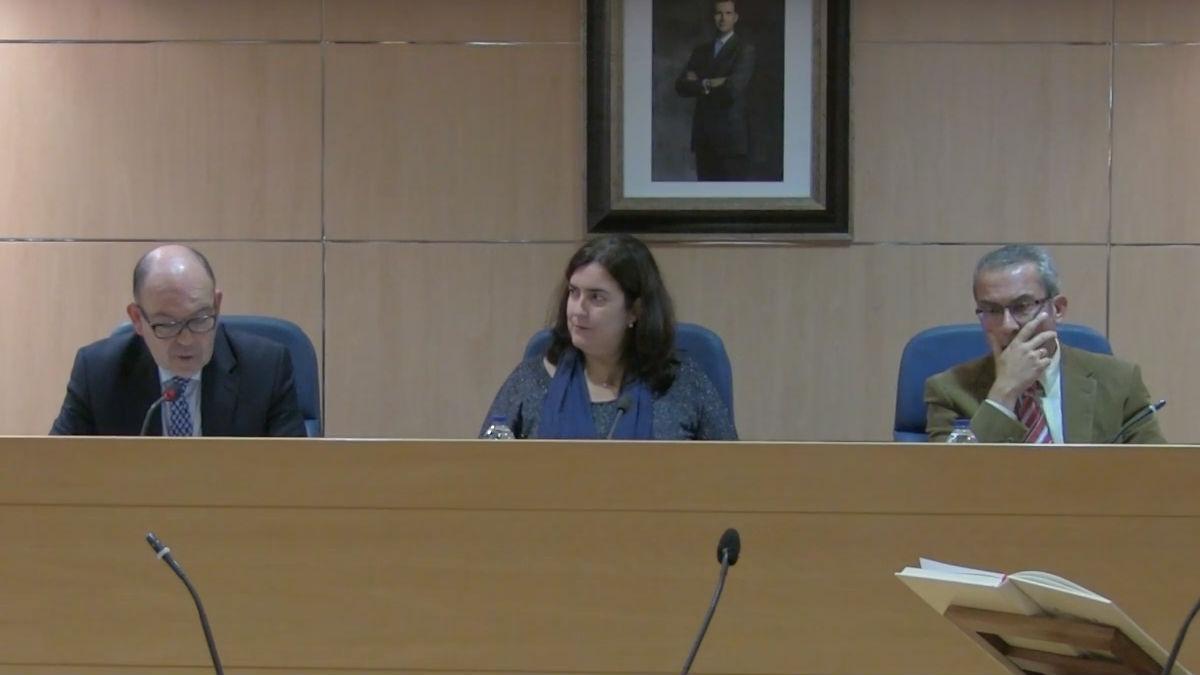 La alcaldesa de Aljaraque (Huelva), Yolanda Rubio. (Foto: Youtube)